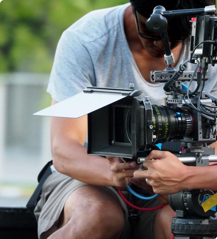 testimonial: film making