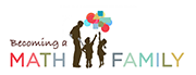 Becoming Math Family logo