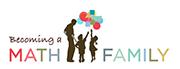 Becoming Math Family logo