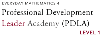 Professional Development Leadership Academy Level 1 logo
