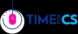 Time for CS Logo