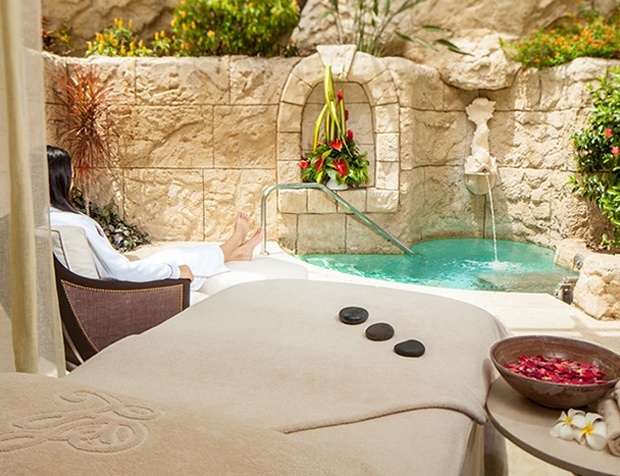 Sandy Lane Resort Luxury Spa Garden