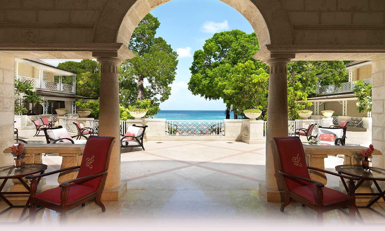 Outdoor Fine Dining in Barbados