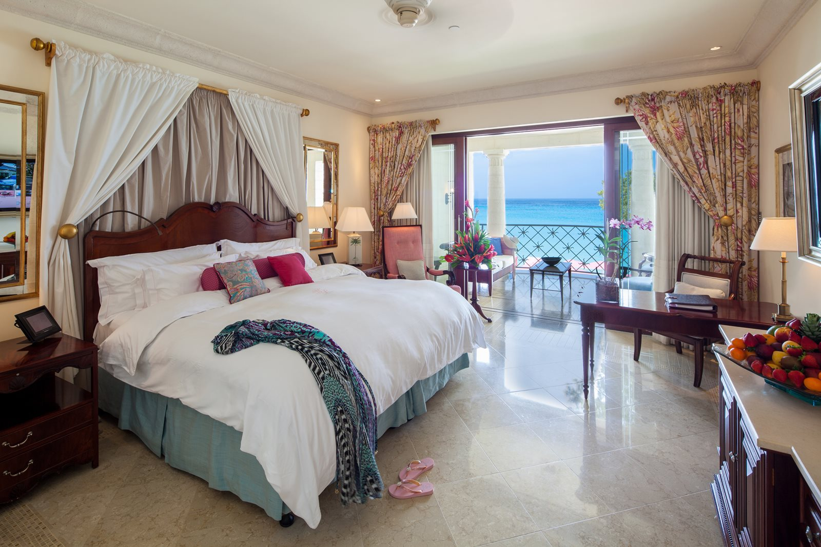 Sandy lane luxury barbados resorts caribbean holidays for Exclusive accommodation