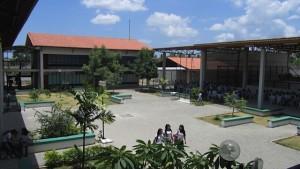 Escola Estadual Profissionalizante de Fortaleza (CE), visitada em   setembro de 2011
