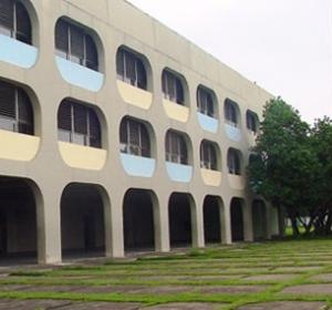 Um dos Centros Integrados  de Educação Pública, construído  no Rio de Janeiro durante a  década de 1980