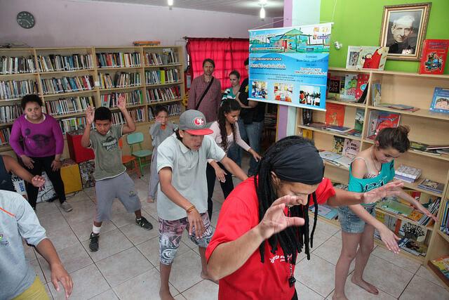 Clique na foto para acessar a galeria de imagens do projeto. Foto: Insigna Foto e Vídeo / Marcel Silva da Silva