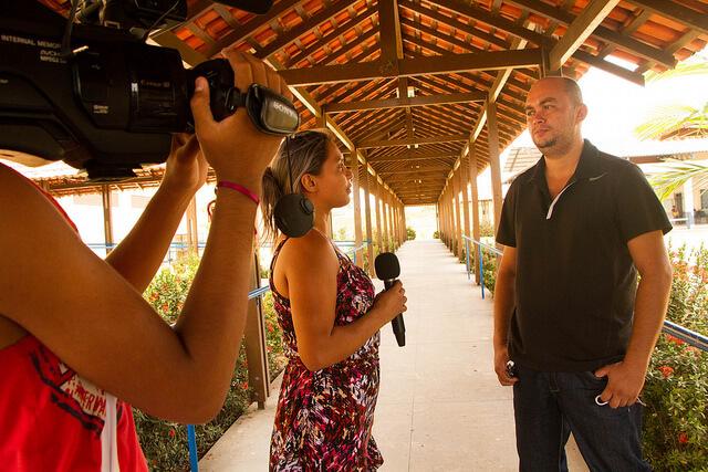 Clique na foto para acessar a galeria de imagens do projeto. Foto: Márcio Borges