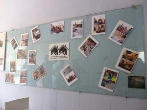 Clique na foto para acessar a galeria do projeto Nossa História no Museu e na Fotografia no Flickr.