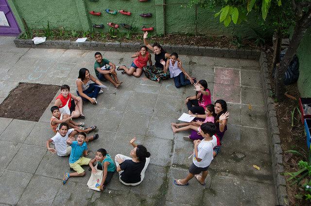 Clique na imagem para acessar a galeria de imagens do projeto no Flickr. Foto: Phelipe Paraense