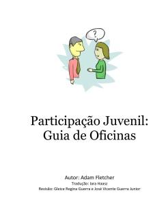 Guia de Participação Juvenil - Adam Fletcher