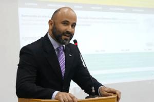 Ítalo Dutra, diretor de Currículos de Educação Integral do MEC