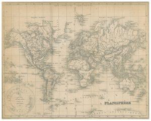 MALTE-BRUN(1856)_1.024_PLANISPHERE_-_LE_MONDE