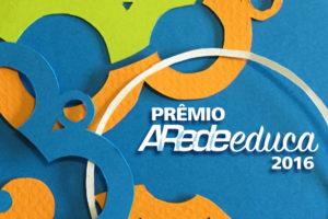 Logo da premiação A Rede Educa 2016