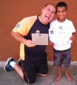 Gil Brasil, idealizador da iniciativa