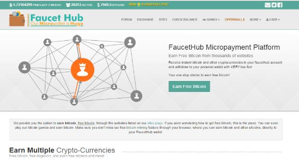 Faucethub io - Save and Earn