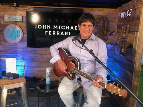 Center Stage Live featuring John Michael Ferrari