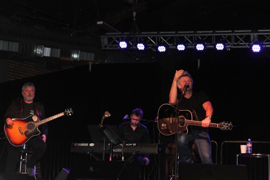 Bon Jovi Runaway Tours Nashville