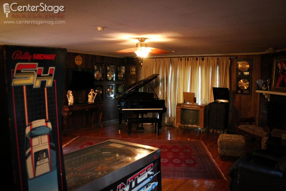 Bedroom Entertainment Center