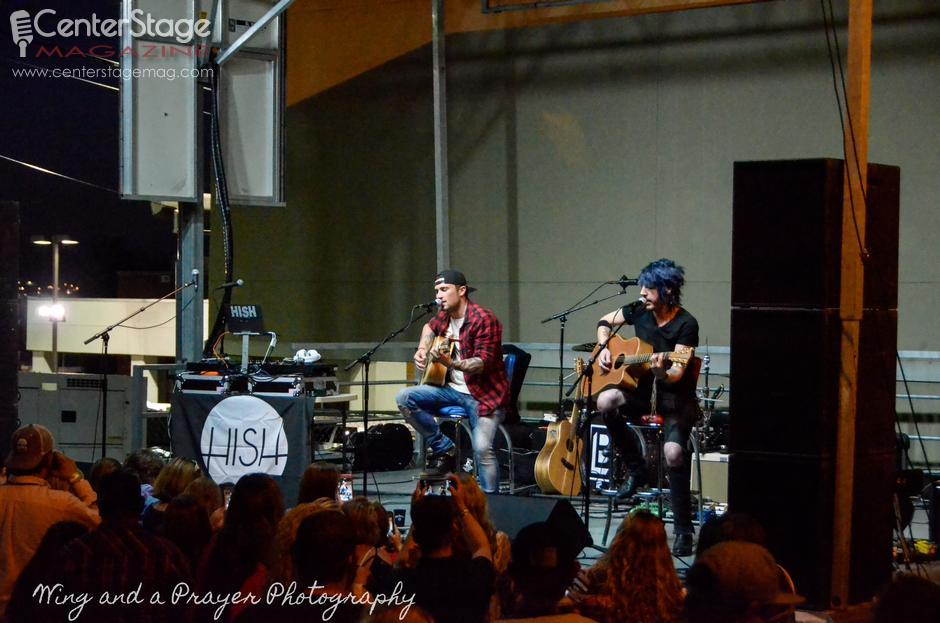 Lewis Brice Hosts Lewispalooza To Benefit Hope Song
