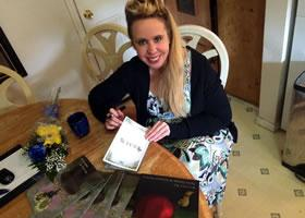Sasha George A Private Book Signing