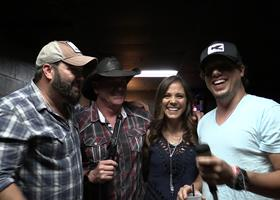 CMA Fest 2016 Nashville Navy Party and One Fan's Dream Come True