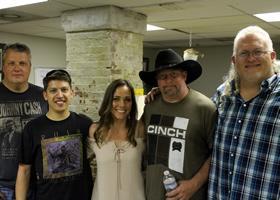 CMA Fest Artist Spotlight: Marcus Lindsey