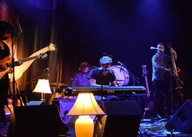 Foy Vance and The Wild Swan Tour make a stop in Louisville, Kentucky