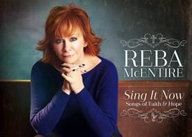 Press Release: Reba McEntire's NEW Album Has Her Celebrating With the World