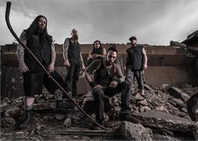 Press Release: INVIDIA Release Video For First Single From AS THE SUN SLEEPS