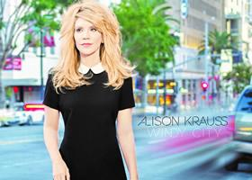 Press Release: Alison Krauss to Release Her Capitol Records Debut Album WINDY CITY on February 17th