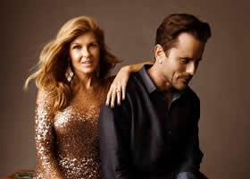 Press Release: Rayna and Deacon Premiere A New Duet On Tonight's Episode of Nashville on CMT