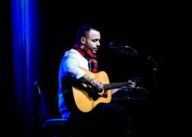 An Open Book Tour with Justin Furstenfeld stops in Louisville, Kentucky