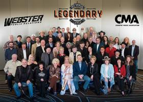 Press Release: Webster Public Relations & CMA Celebrate 3rd Annual Legendary Lunch