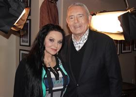 "Press Release:  Crystal Gayle To Join Dan Rather on All-New Episode of AXS-TV's ""The Big Interview"" March 7th"