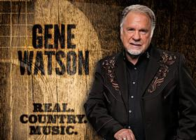 Press Release: Gene Watson Extends National Tour in Support of his 33rd Studio Album REAL.COUNTRY. MUSIC.