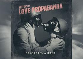 Press Release: Mexico's Avant-Garde Punk Band Descartes a Kant to Release Victims of Love Propaganda on May 12th