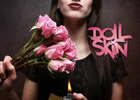 Press Release: Doll Skin Have Released the Cover For Their Upcoming Sophomore LP MANIC PIXIE DREAM GIRL