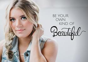 Press Release: Chelsea Gill Spreads Self-Love with Be Your Own Kind Of Beautiful