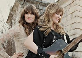 Press Release: Mother-Daughter Country Duo Belles & Whistles Release New Video Fire Today!