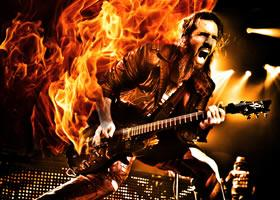 Press Release: Ron 'Bumblefoot' Thal Signs With EMP Label Group To Reissue Vinyl and CD Versions of  LITTLE BROTHER IS WATCHING AUG 25, 2017