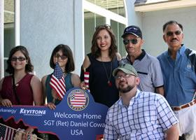 Press Release: Helping A Hero Presents New Home To Wounded Hero, Sgt. (Ret.) Daniel Cowart, With Special Guests Including Lee Greenwood
