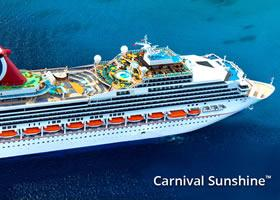 Cruising the Caribbean on Carnival