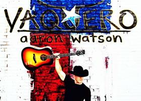 Press Release: Aaron Watson Announces New Tour Dates For 2017