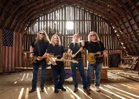 "Press Release:  The Kentucky Headhunters Are Going ""On Safari"" with U.K. Tour in Fall 2017"