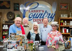 Press Release: Larry's Country Diner and Country's Family Reunion Announce June Episodes
