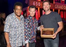 Press Release: Josh Turner Celebrates 150th Grand Ole Opry Performance with Opry Legends