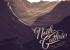Press Release: Noah Guthrie Journeys intoThe Valleywith Sophomore Album Out Today
