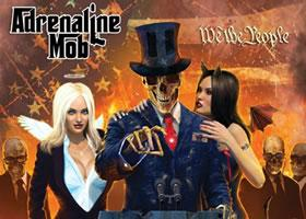Adrenaline Mob: We The People Review