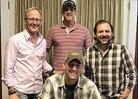 Press Release: SNG Signs Country Hitmaker Mark Nesler